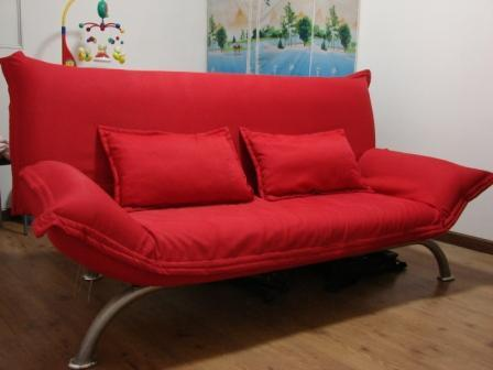 沙发床情况:前年年底购于集美家具城
