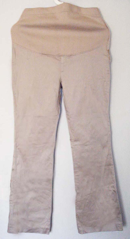 时髦准妈妈的裤子