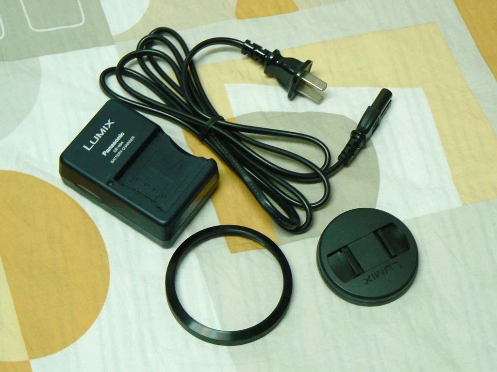 松下fz20数码相机充电器
