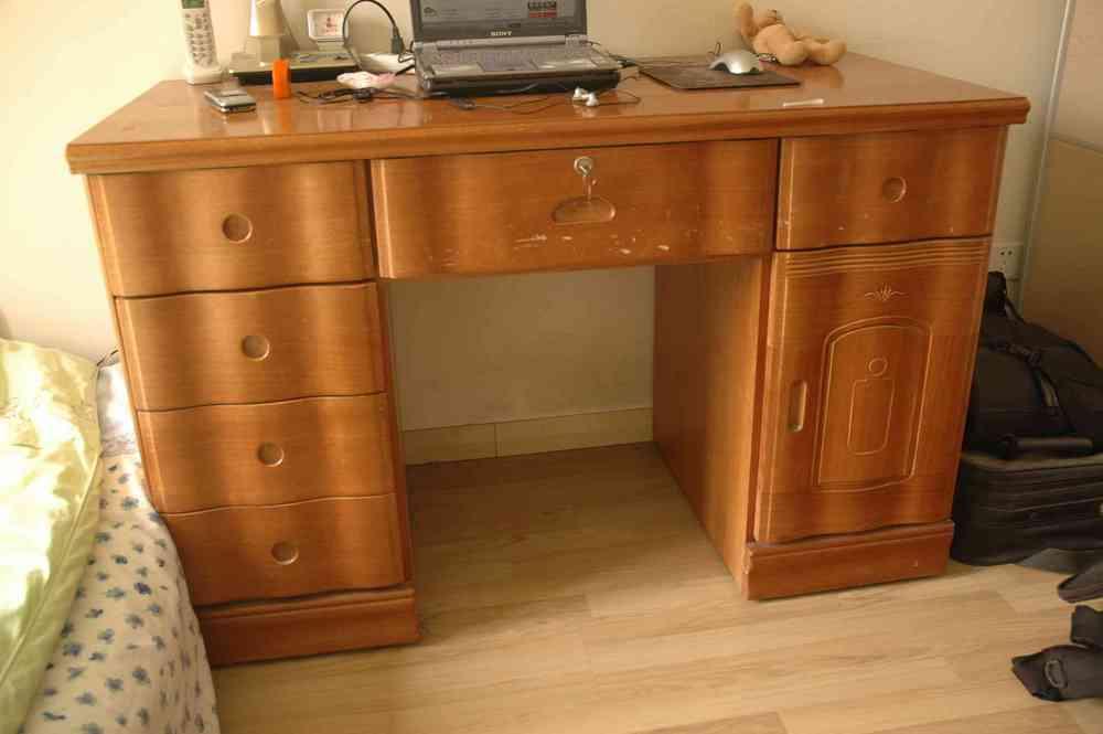 写字台.纯实木.120x90