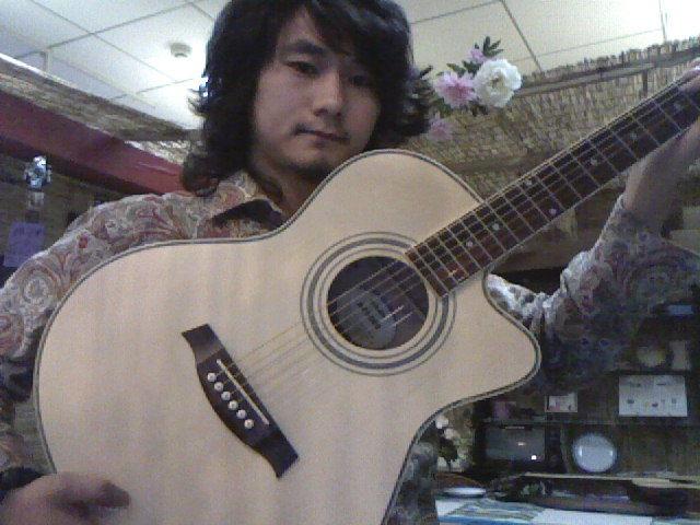 吉他38寸与41寸差别图片