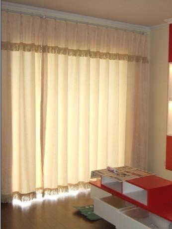 全新客厅窗帘
