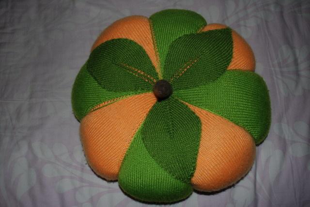 南瓜鞋的织法图解