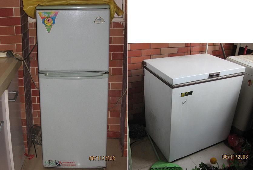 冰柜电路示意图
