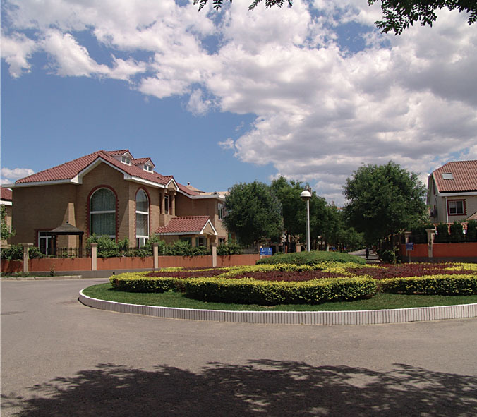 龙城花园别墅出售别墅样板房十方图片