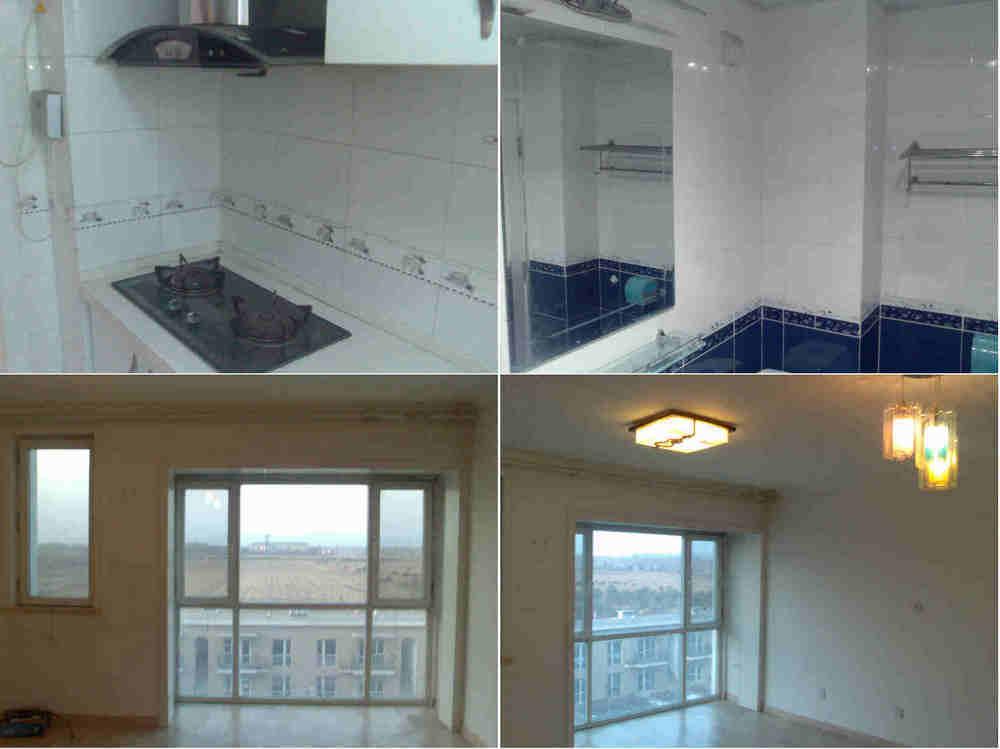 自家住房第一次出租,大开间,独立阳台厨房和卫生间,房子精装修干净