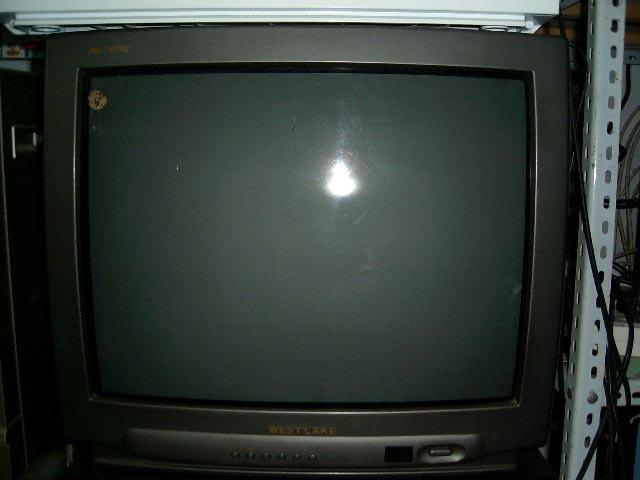 佳21寸彩色电视机