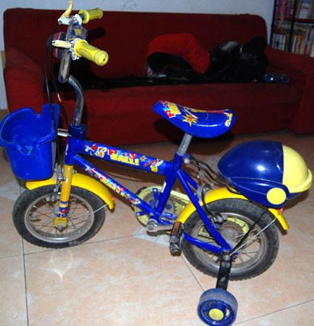 转让二手儿童自行车