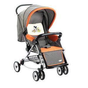 多功能婴儿车,可做摇篮,摇椅及学步车使用(当时就是因为看上它