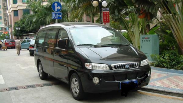 瑞风(现代)商务车出租
