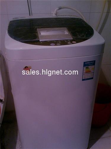 新海尔小神童全自动洗衣机和沙发处理卖啦!