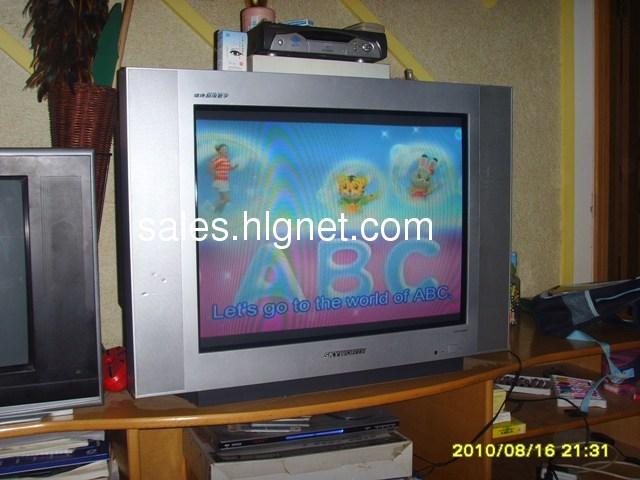 创维29纯平 数字电视 送原装电视柜