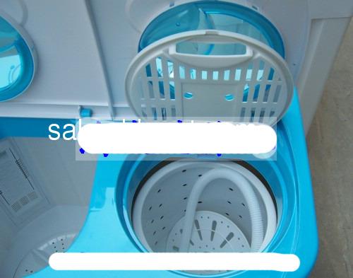 0公斤小鸭迷你洗衣机/双桶/带脱水全新