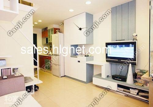 房子是东亚上北的40平米的开间,带装修,业主急售.