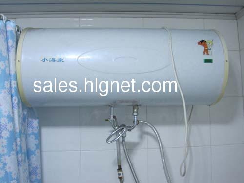 海尔电热水器安装图分享