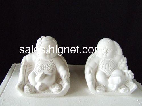 出售做石膏像用的模具