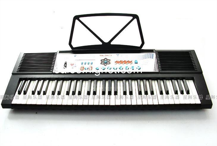 美科电子琴,61键,全新