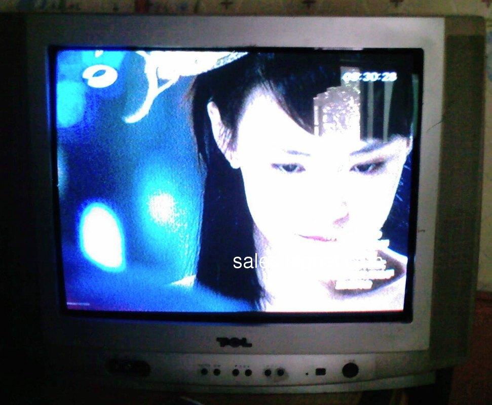 转让21tcl原装电视机