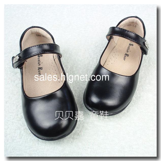 黑皮鞋,礼仪鞋