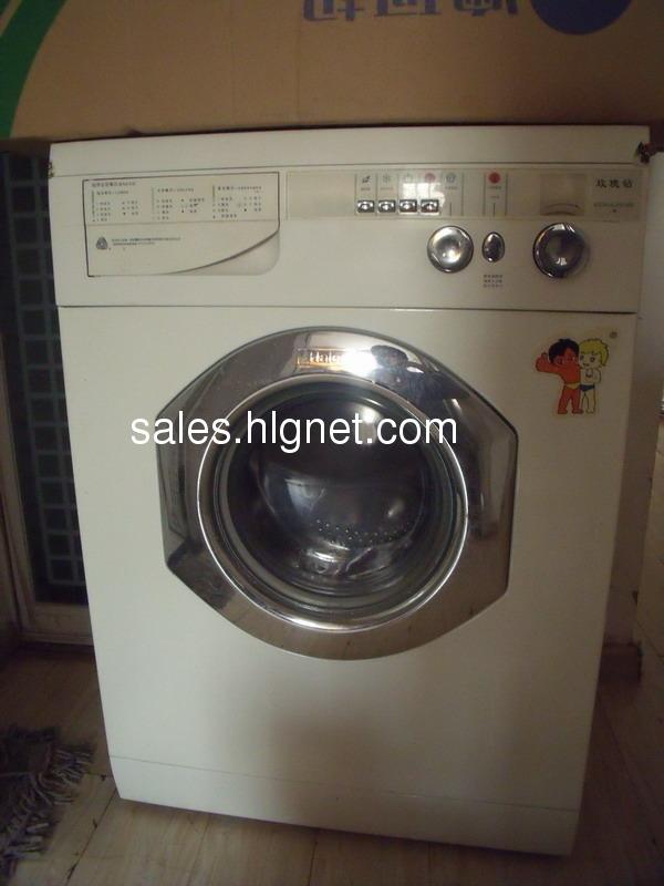 海尔玫瑰钻系列滚筒洗衣机 自取