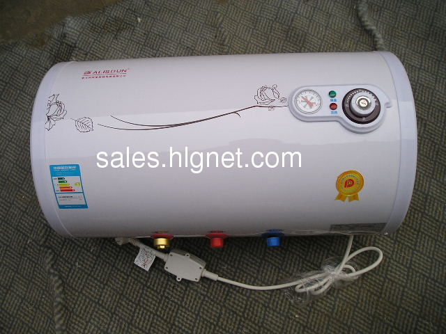 阿里斯顿电热水器40升的可以安装