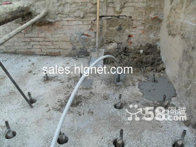 主要从事地基基础加固 房屋地基下沉加固 地面沉降加固 地基裂缝注浆