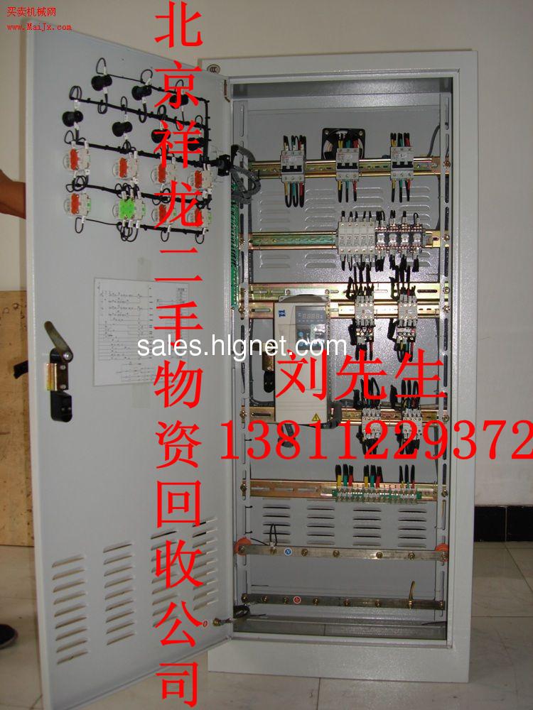 水泵配电箱接线图