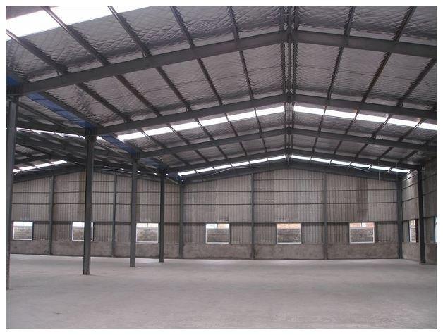 北京钢结构二层搭建专业钢结构厂棚钢结构阳光棚制作