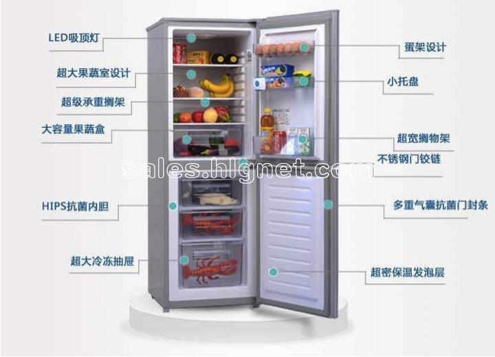 冰箱的折法步骤
