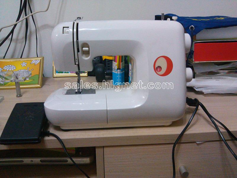 工业电动缝纫机内部结构说明书