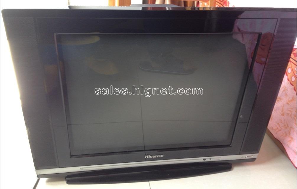 海信彩色21寸电视机9.5成新