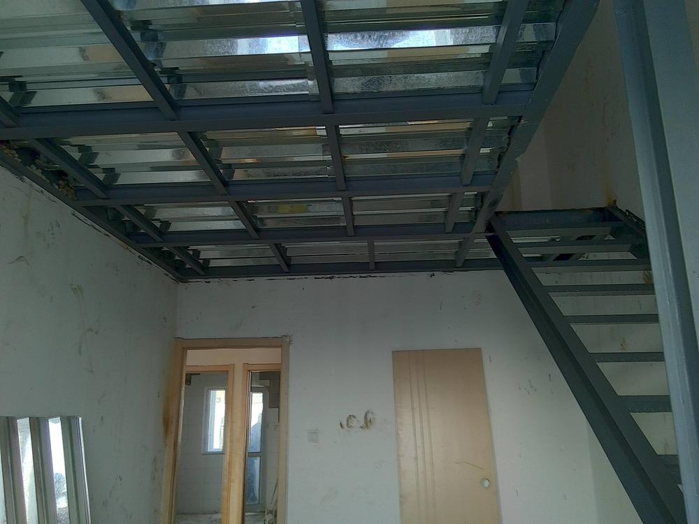 北京做隔层阁楼钢结构二层搭建别墅夹层扩建68606282